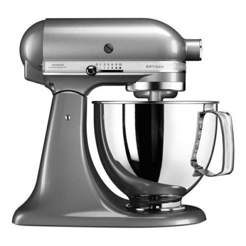 KitchenAid 5KSM125E Artisan Küchenmaschine 4,8Lfür 349€ (statt 439€) - Factory Serviced!