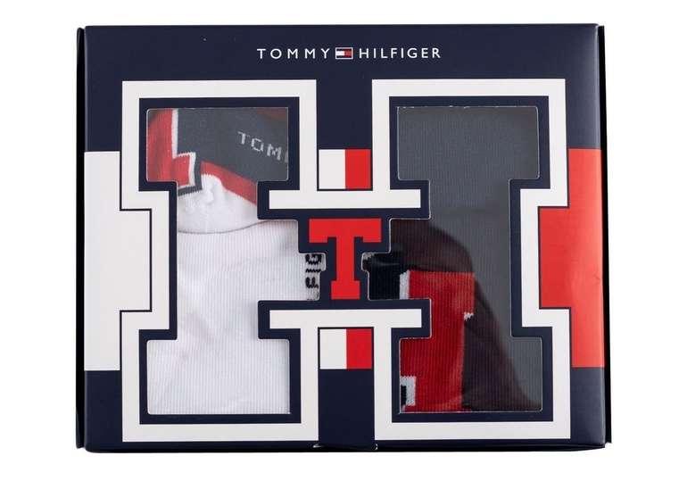 Top12: Tommy Hilfiger Socken inkl. Geschenkbox ab 13,12€ inkl. Versand