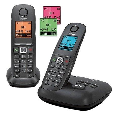 Media Markt Gigaset Tiefpreisspätschicht, z.B. Gigaset A 540 Duo Telefone 39€