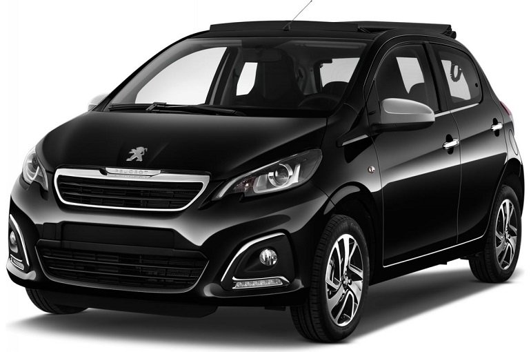Peugeot 108 Top! Collection Leasing