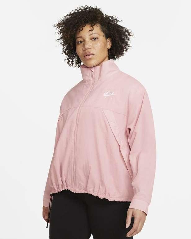 Nike Air Damen Jacke (große Größe) für 36,73€ inkl. Versand (statt 70€) - Nike Membership!
