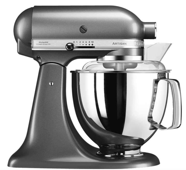 KitchenAid Artisan 5KSM175PSEMS Küchenmaschine mit 300 Watt und 4,8 Liter Schüssel für 399€ inkl. Versand