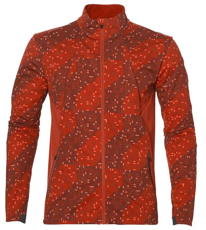 Asics Lite-Show Jacket - Herren Laufjacke für 39,99€ inkl. Versand (statt 60€)