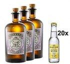 3x Monkey 47 Gin & 20 Flaschen Tonic für 98,70€ inkl. Versand (statt 118€)