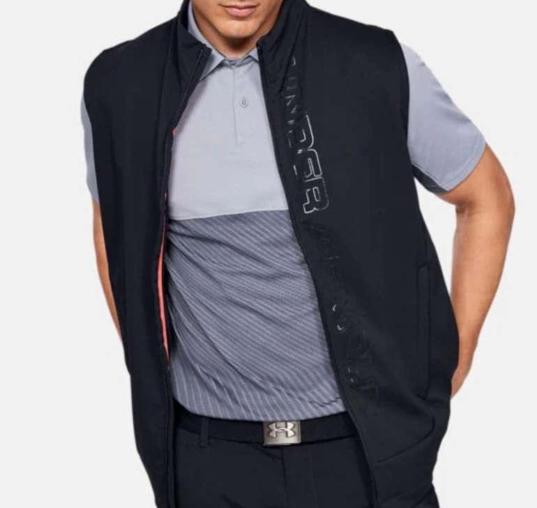 Under Armour Weste Storm Bodywarmer Vest für 49,95€ inkl. Versand (statt 60€)