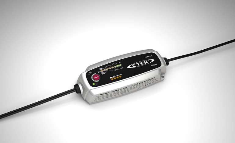 CTEK MXS 5.0 Batterie-Ladegerät für 52,14€ inkl. Versand (statt 65€)