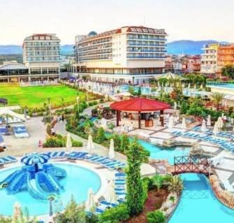 6 Tage im 5* Hotel an der Türkischen Riviera + All Inclusive & Flüge ab 254€ p.P
