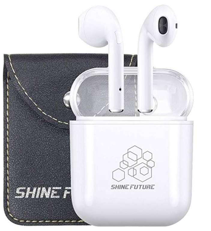 Shinefuture Bluetooth In Ear Kopfhörer für 23,99€ inkl. Versand