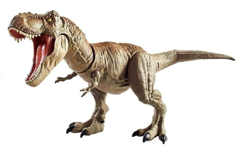 """Mattel """"GCT91"""" Jurassic World Dinosaurier T-Rex für 23,94€ inkl. Versand (statt 30€)"""