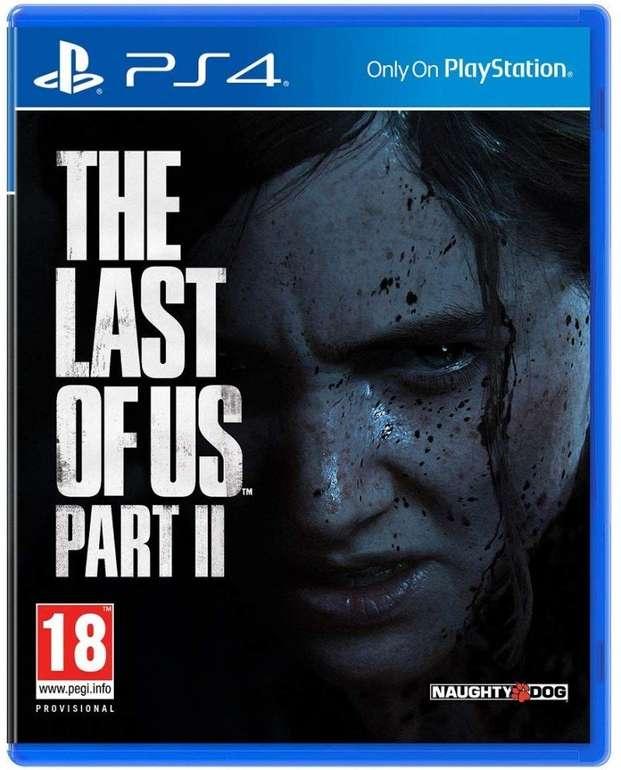 The Last of Us: Part 2 (PS4) + DLC für 56,90€ inkl. Versand (statt 62€)