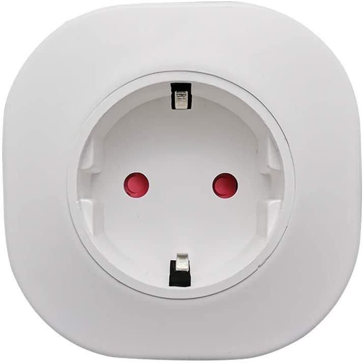 Walmeck WiFi Steckdose (App, Alexa & Google Home kompatibel) für 9,99€ inkl. Versand (statt 12€)