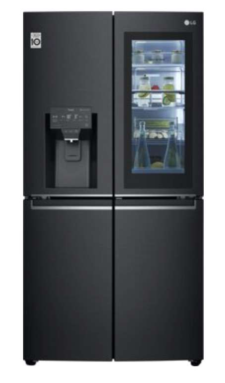 LG GMX945MC9F French Door Kühlschrank Side by Side für 2.418,99€inkl. Versand (statt 2689€)