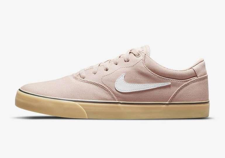 Nike SB Chron 2 Canvas Skateboardschuh für 38,38€ inkl. Versand (statt 48€) - Nike Membership!