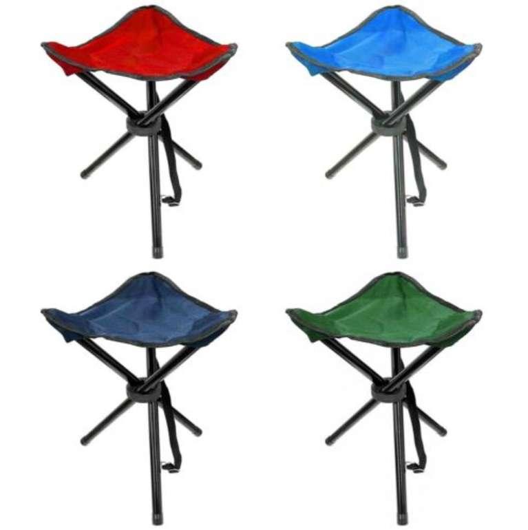 Haca24 Mini Klappstuhl bzw. Campingstuhl (versch. Farben) für je 8,90€ inkl. Versand (statt 14€)
