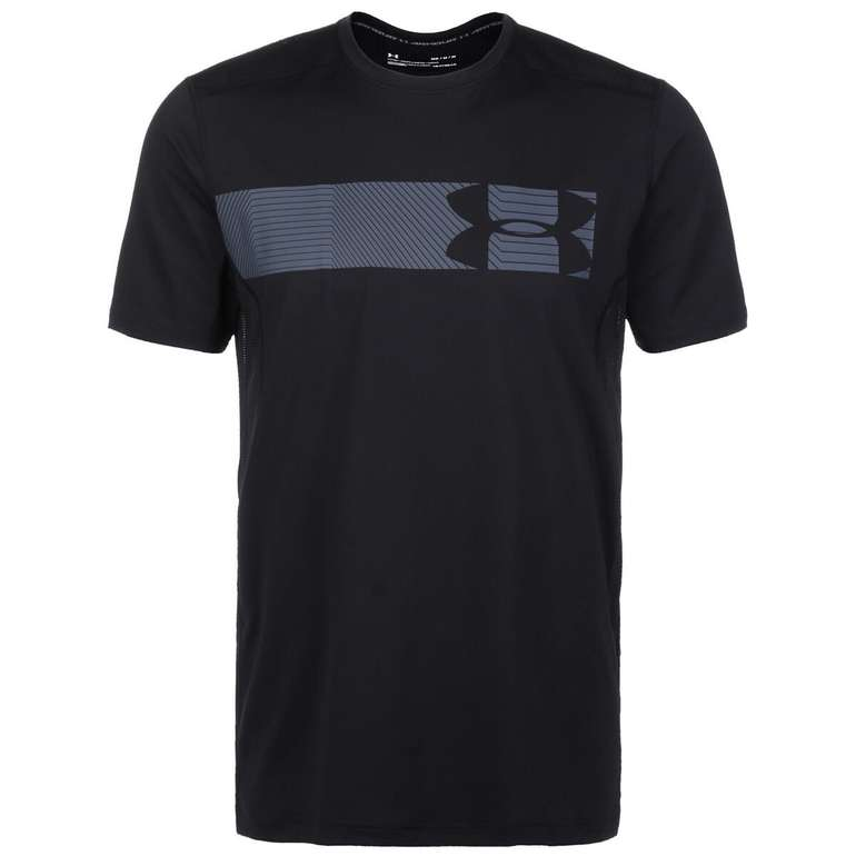 Doppelpack Under Armour HeatGear Raid 2.0 Graphic Trainings Shirts für 17,99€ zzgl. Versand