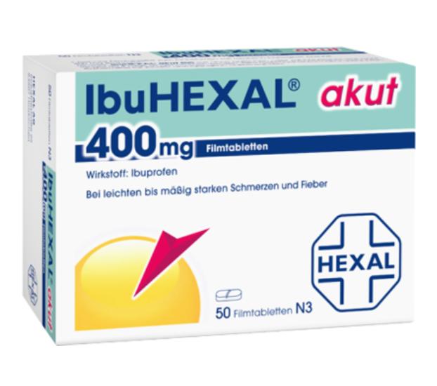 Sanicare: Medikamente versandkostenfrei bestellen - z.B. Ibu 400 Akut für 4,95€