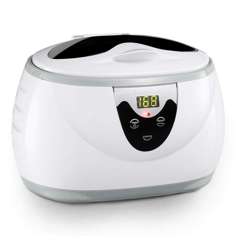 Langstar Ultraschall-Reinigungsgerät mit 600ml für 14,40€ inkl. VSK (statt 28€)