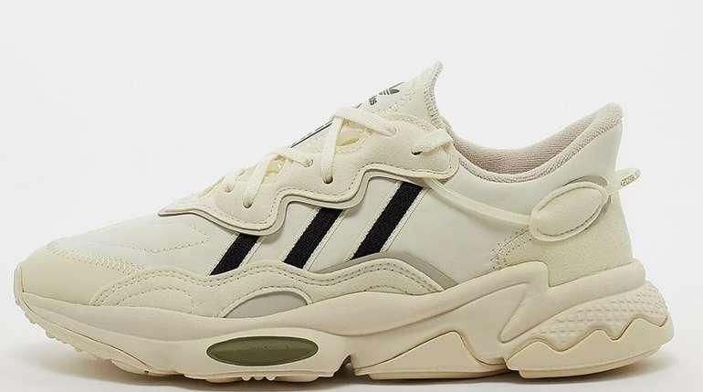 Adidas Originals Ozweego Sneaker (GS) in Cream-White für 60€inkl. Versand (statt 80€)