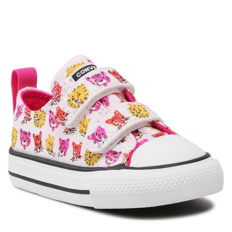 Converse Jungle Cats Easy-On Chuck Taylor All Star Kinder Schuh für 28€ inkl. Versand (statt 40€)