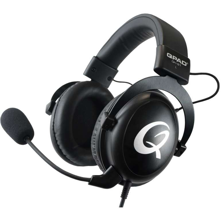 QPAD QH-91 Gaming Headset für 44€ inkl. VSK (statt 68€)