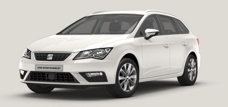 Seat Leon ST Style 1.5 Leasing 2