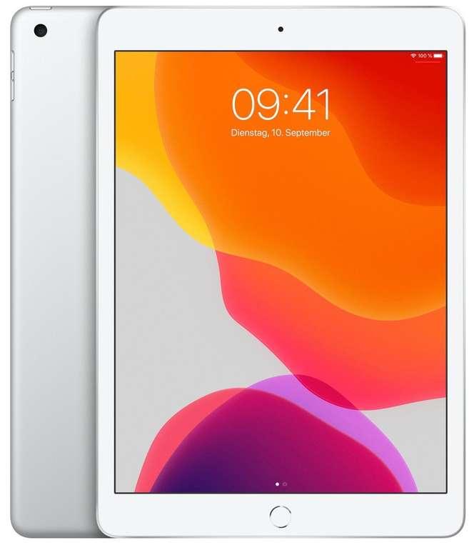 "Apple iPad (2019) 10,2"" WiFi, 32 GB in Silber für 294€ inkl. Versand (statt 335€)"