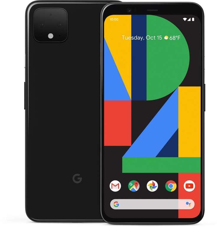 Vorbei! Google Pixel 4 XL 128GB + o2 Allnet-Flat mit 4GB LTE für nur 9,99€