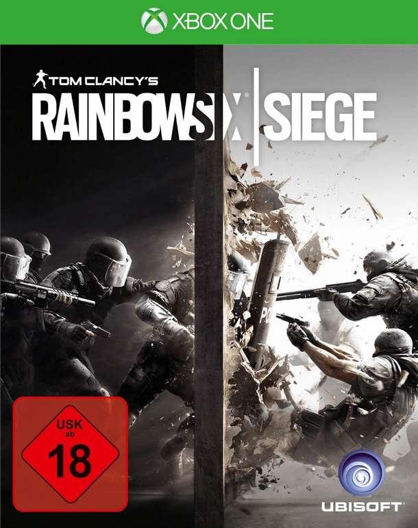 Tom Clancy's Rainbow Six Siege (Xbox One) für 10€ (statt 15€)
