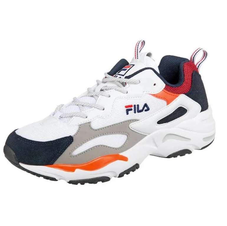 FILA Sneakers Ray Tracer in navy / rot / weiß für 59,94€ inkl. Versand (statt 70€)