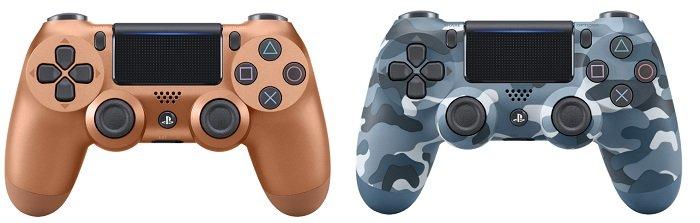 Verschiedene Playstation 4 Controller (Kufper, Camouflage usw) für je nur 39,99€