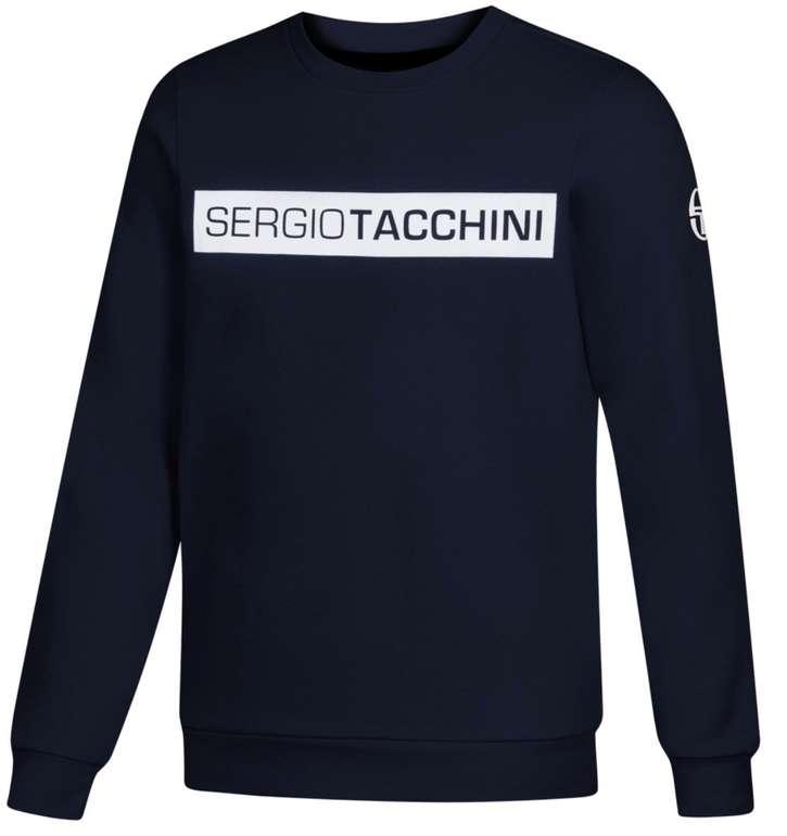 Sergio Tacchini Cozie Herren Sweatshirt (versch. Farben) für je 29,94€ inkl. Versand (statt 38€)
