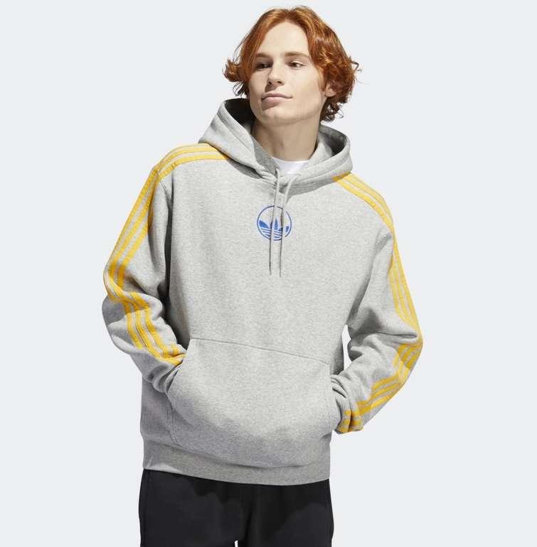 Adidas 3-Streifen Trefoil Herren Hoodie in 2 Farben für je 32,73€ inkl. Versand (statt 41€)