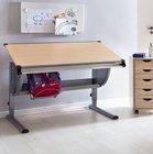 """Wohnling Design Kinderschreibtisch """"MAXI"""" (neigungs-/ höhenverstellbar) 69,99€"""