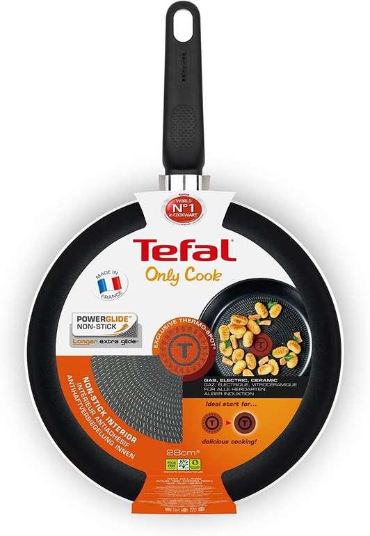 Tefal B31406 Only Cook Bratpfanne 28cm für 11€ inkl. Versand (statt 21€)