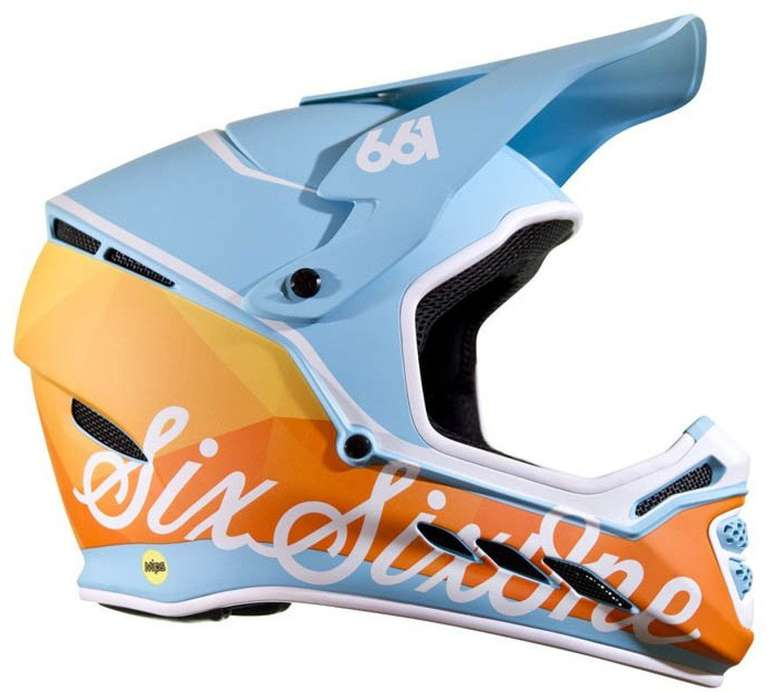 MTB SixSixOne Reset MIPS Fullface Helm in 2 Farben für je 72,99€ inkl. VSK (statt 132,99€)