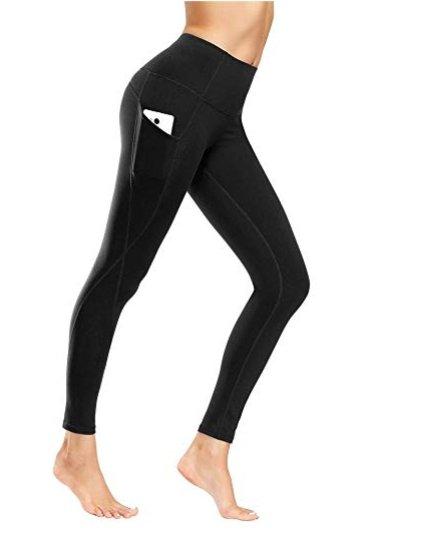 IceUnicorn Damen Sport Leggings mit Handytasche (verschiedene Längen + Farben) ab 8,49€