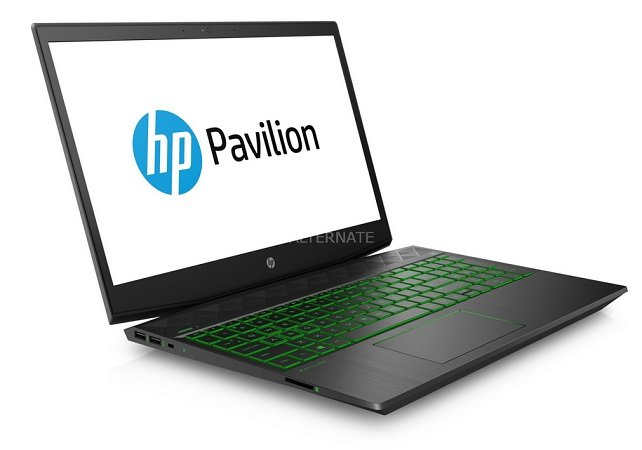 "HP Pavilion cx0204ng - 15"" Notebook mit i5, 8GB RAM & GTX 1050 Ti für 699€"