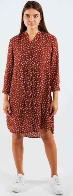 Selected SLFDAMINA AOP Kleid für 29,99€inkl. Versand (statt 53€)