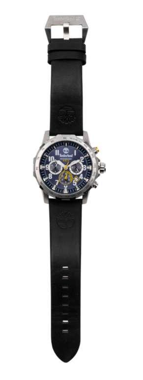 Timberland Westford Herren Analog Edelstahl Armbanduhr in schwarz/blau für 99,99€ inkl. Versand (statt 182€)