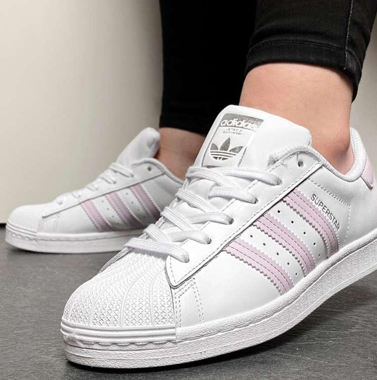 """Adidas Originals Superstar Damen Sneaker im """"Purple Tint""""-Colourway für 43,94€ (statt 70€)"""