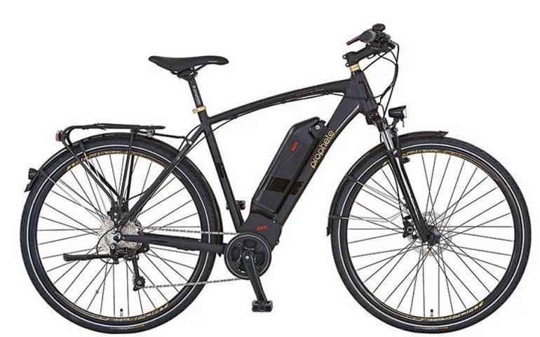 Neckermann: 15% Rabatt auf E-Bikes, z.B. Prophete E-Bike eSport für 1.444€