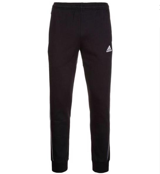 Adidas Trainingshose Core 18 in Grau, Blau oder Schwarz für 18,95€ (statt 23€)