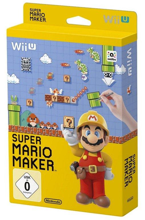 Super Mario Maker für Nintendo Wii U nur 23,96€ inkl. Versand (statt 45€)
