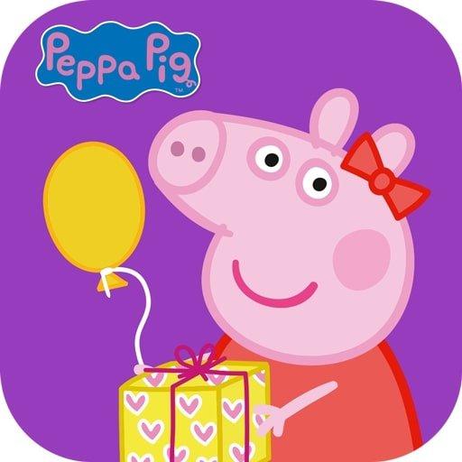 Peppa feiert eine Party kostenlos für Android & iOS (statt 3,49€)