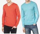 Tom Tailor Pullover Basic Crew / V-Neck Sweater für 13,41€