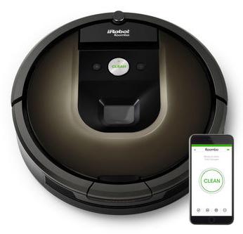 iRobot Roomba 980 Staubsaugerroboter für 499,90€ inkl. Versand