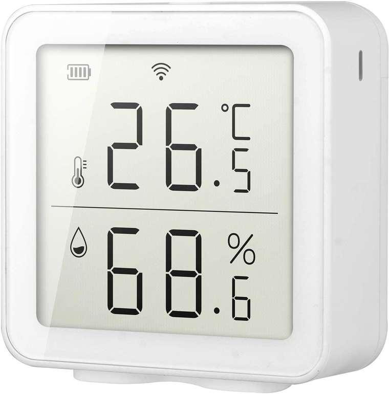 Owsoo Tuya drahtloser Temperatursensor (WiFi, Alexa kompatibel) für 18,99€ inkl. Versand (statt 21€)