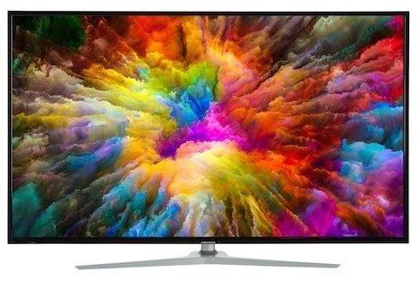 Medion X15502 Fernseher (55'', 4K UHD, Smart TV, A++) für 379,99€ inkl. Versand (statt 430€)