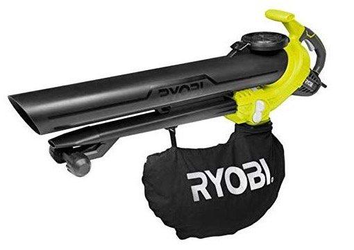 """Ryobi """"RBV3000CESV"""" 3000W Elektro-Laubsauger für 70,49€ (statt 86€)"""