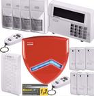 Hama Xavax Deluxe – Funk Alarm Basis Anlage inkl. Türsensor & Sirene für 99€
